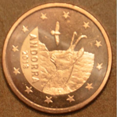 5 cent Andorra 2018 (UNC)