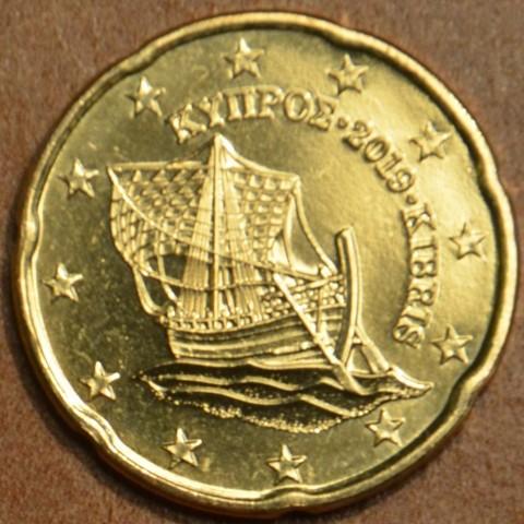 20 cent Cyprus 2019 (UNC)