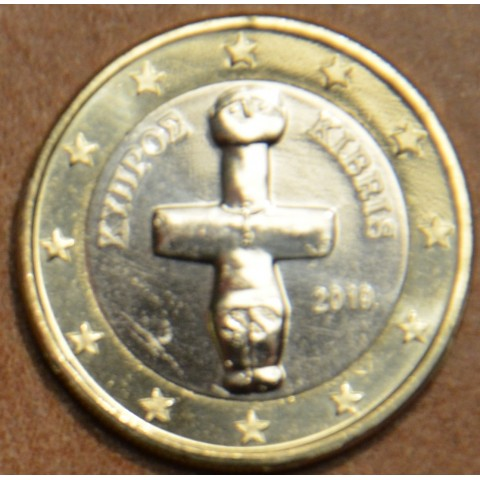 1 Euro Cyprus 2019 (UNC)
