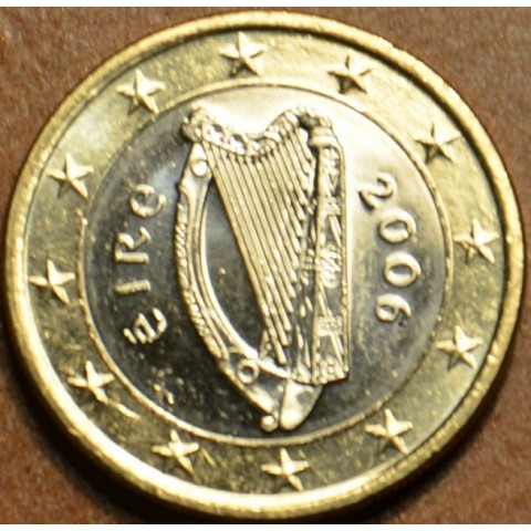 1 Euro Ireland 2006 (UNC)