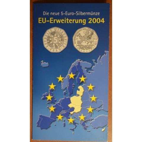 5 Euro Austria 2004 EU Enlargement (BU)