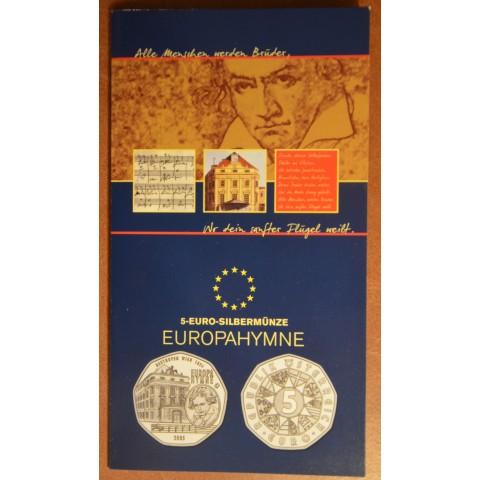 5 Euro Austria 2005 - Ludwig van Beethoven  (BU)