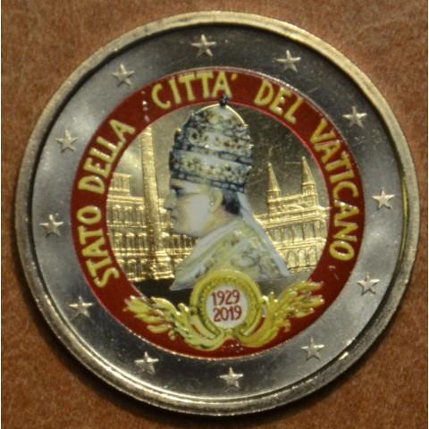 2 Euro Vatican 2019 - Vatican City State II. (colored UNC)