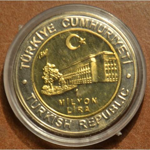 Turkey 1000000 lira 2002 (UNC)