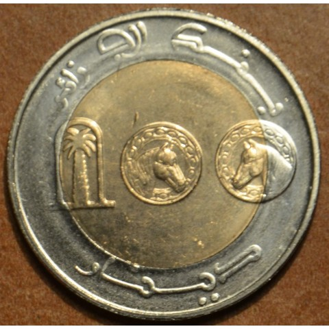 Algeria 100 dinars 2002 (UNC)