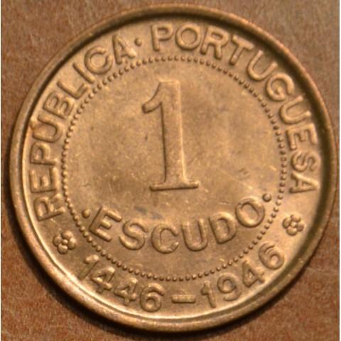 Guinea-Bissau 1 Escudo 1946  (UNC)