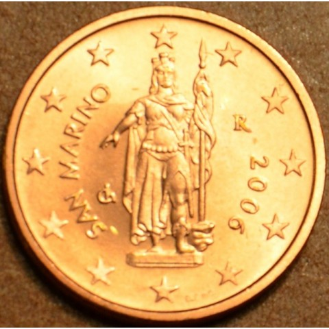 2 cent San Marino 2006 (UNC)