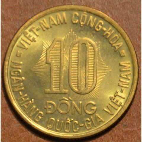 Vietnam 10 dong 1974 (UNC)