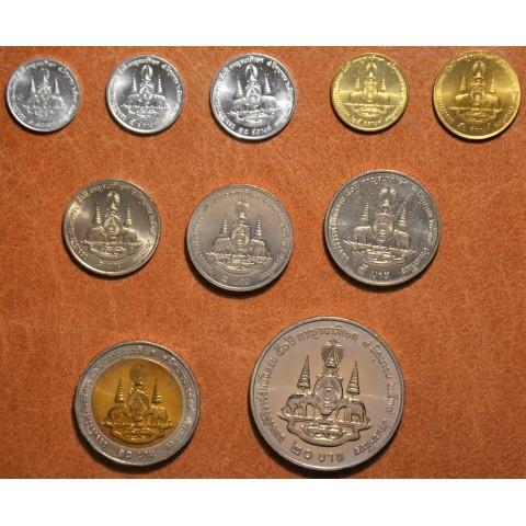 Thailand 10 mincí coins 1996 (UNC)