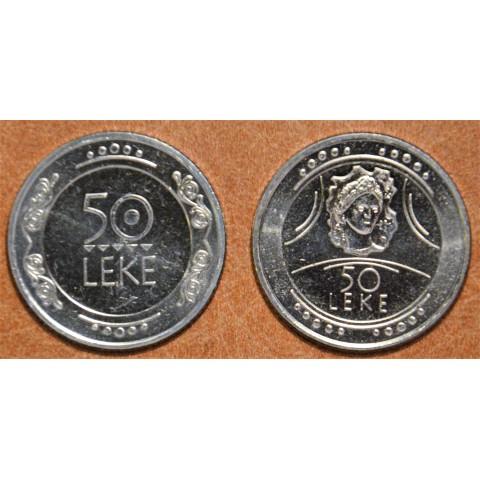 Albania 2x 50 Leke 2004 (UNC)