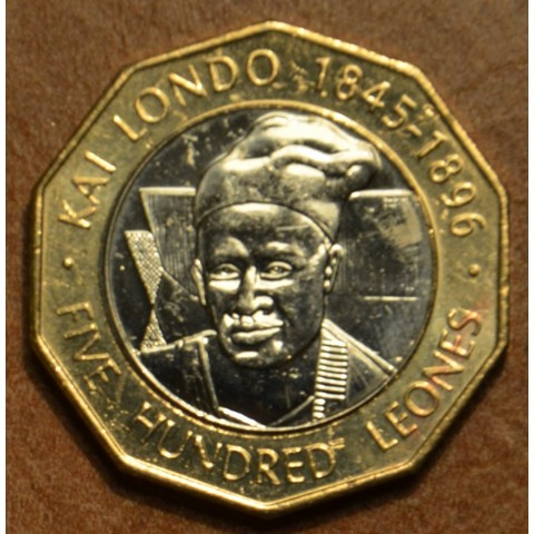 Sierra Leone 500 leone 2004 (UNC)