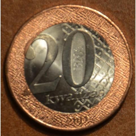 Angola 20 kwanza 2014 (UNC)