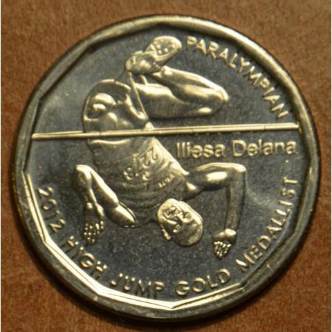 Fiji 50 cents 2013 (UNC)