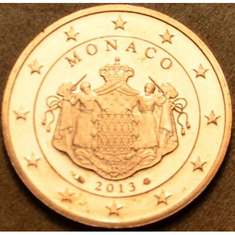 1 cent Monaco 2013 (BU)