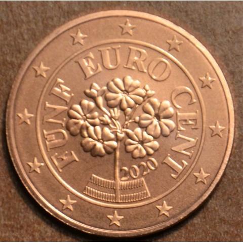 5 cent Austria 2020 (UNC)