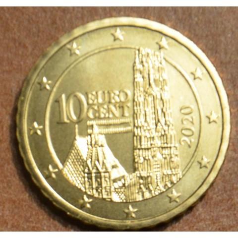 10 cent Austria 2020 (UNC)