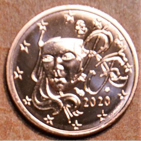 2 cent France 2020 (UNC)