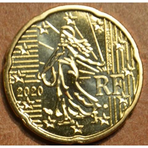 20 cent France 2020 (UNC)