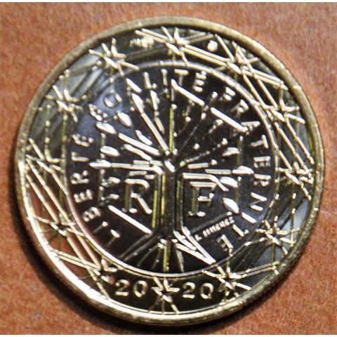 1 Euro France 2020 (UNC)