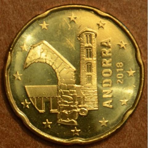 20 cent Andorra 2018 (UNC)