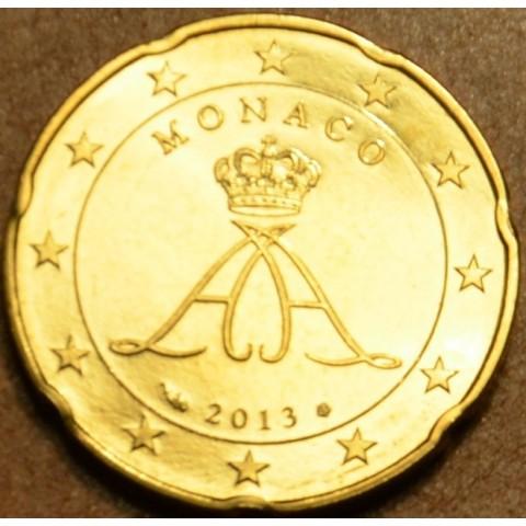 20 cent Monaco 2013 (BU)