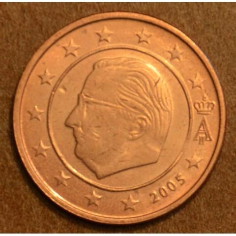 2 cent Belgium 2005 (UNC)