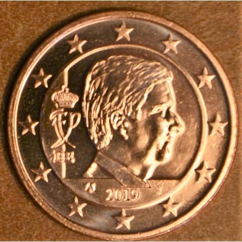 2 cent Belgium 2019 (UNC)