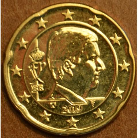 20 cent Belgium 2019 (UNC)