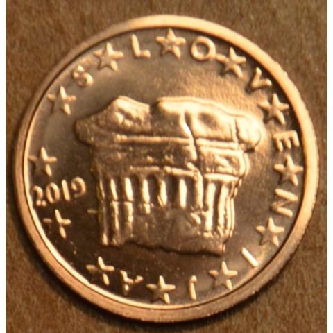 2 cent Slovenia 2019 (UNC)