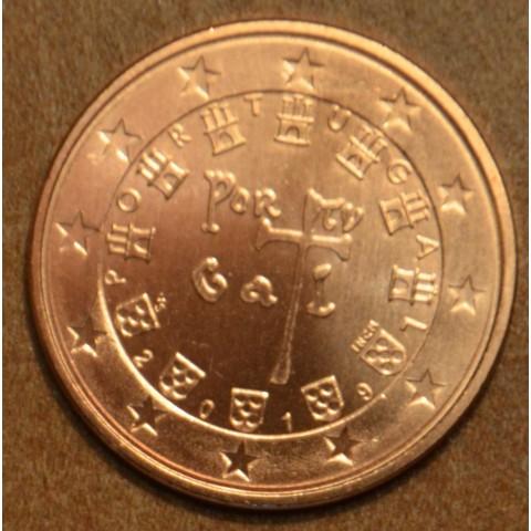 1 cent Portugal 2019 (UNC)