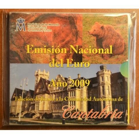 Spain 2009 set Cantabria (BU)