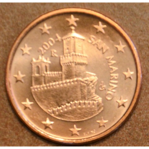 5 cent San Marino 2004 (UNC)