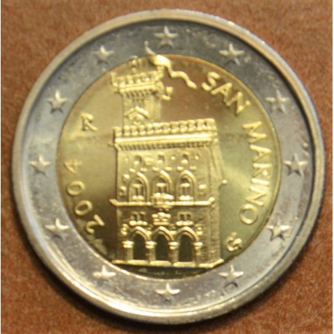 2 Euro San Marino 2004 - Government House (UNC)