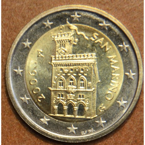 2 Euro San Marino 2006 - Government House (UNC)