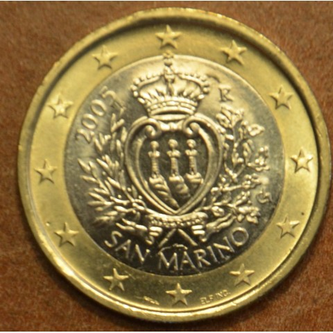 1 Euro San Marino 2005 (UNC)