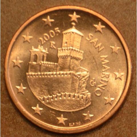 5 cent San Marino 2005 (UNC)