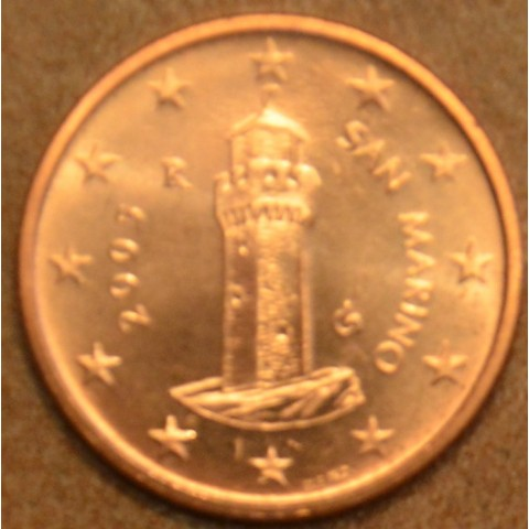 1 cent San Marino 2005 (UNC)