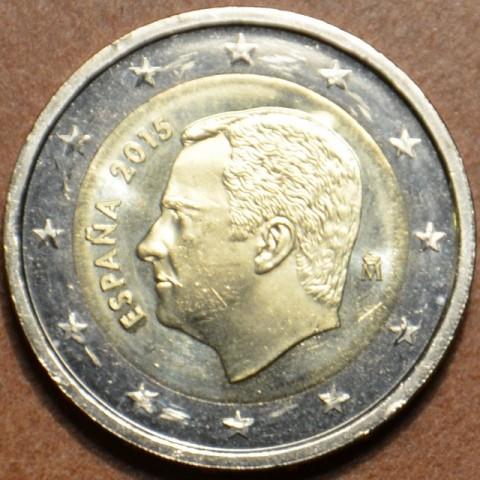 2 Euro Spain 2015 (UNC)