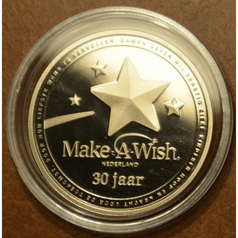 Token Netherlands 2018 Make a wish (Proof)