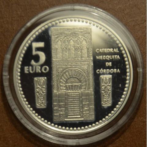 5 Euro Spain 2011 Córdoba (Proof)
