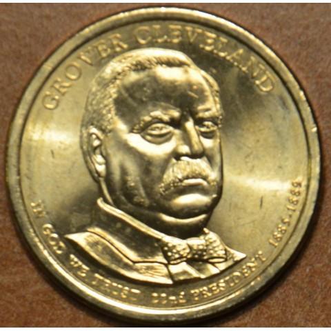 "1 dollar USA ""D"" 2012 Grover Cleveland (UNC)"