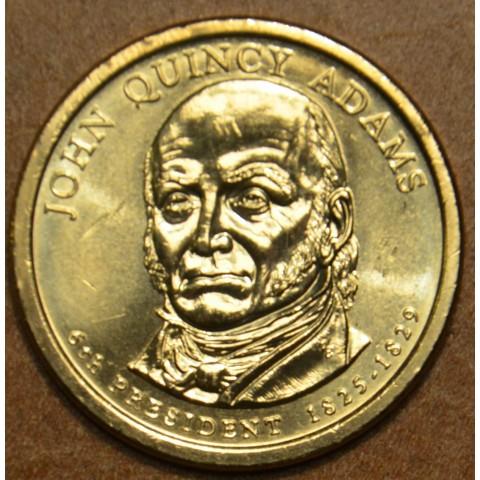 "1 dollar USA ""D"" 2008 John Quincy Adams (UNC)"