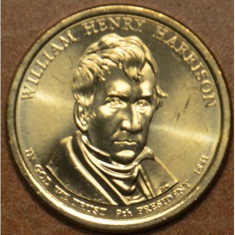 "1 dollar USA ""D"" 2009 William Henry Harrison (UNC)"