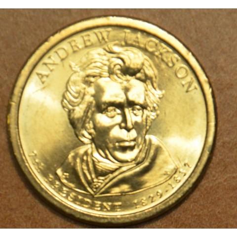 "1 dollar USA ""D"" 2008 Andrew Jackson (UNC)"