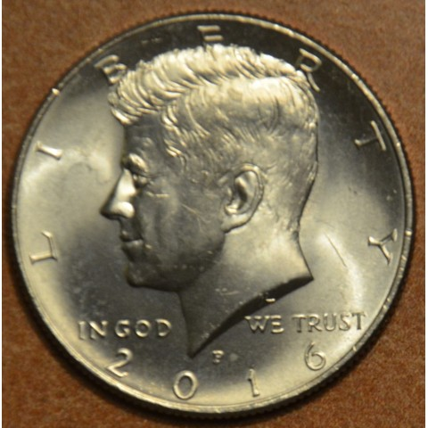 """Half dollar USA 2016 """"P"""" (UNC)"""