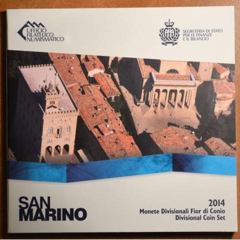 San Marino 2014 official set (BU)