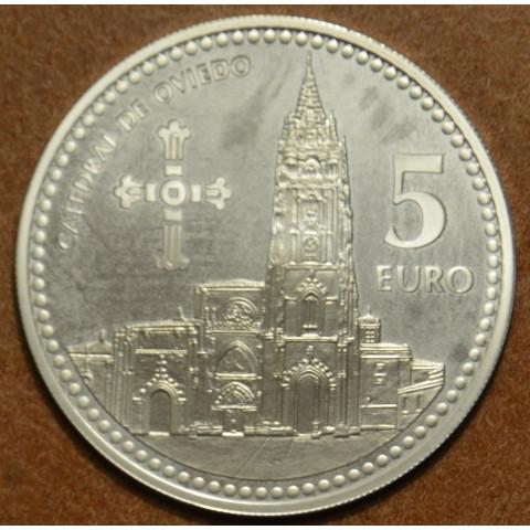 5 Euro Spain 2011 Oviedo (Proof)