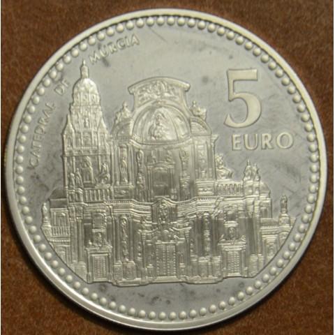 5 Euro Spain 2011 Murcia (Proof)