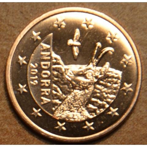 1 cent Andorra 2019 (UNC)