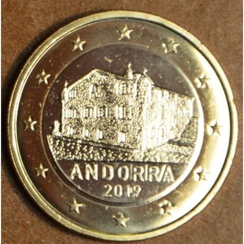 1 Euro Andorra 2019 (UNC)